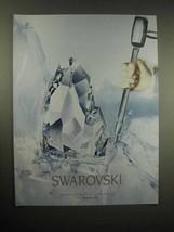 2005 Swarovski Crystal Ad - $14.99