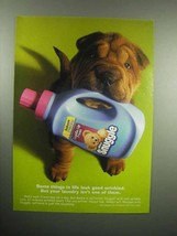 2000 Ultra Snuggle Fabric Softener Ad - Look Good - $14.99