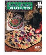 Annie's Attic 87Q77 Plastic Canvas Rag Rug Quilts - $5.99