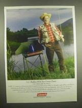 1993 Coleman Stove Ad - 1924 Two-Owner Classic - $14.99
