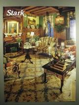 1992 Stark Carpet Ad - $14.99