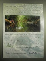 1995 Georgia-Pacific Forest Products Company Ad - $14.99