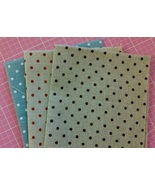 ** FABRIC BUNDLE 3 pcs 32ct Petit Point belfast... - $6.75