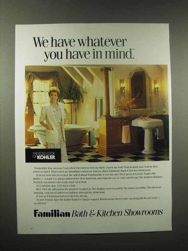 1990 Familian Bath & Kitchen Showrooms and 50 similar items