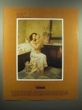 1989 Kohler Bathroom Fixtures Ad - $14.99