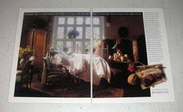 1990 Henredon Furniture Ad - Pierre Deux French Country - $14.99