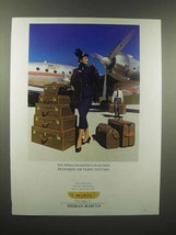 1989 Wings Diamond Collection Luggage Ad - $14.99