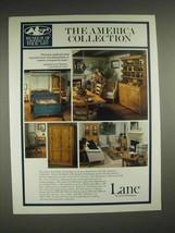 1982 Lane America Collection Furniture Ad - $14.99