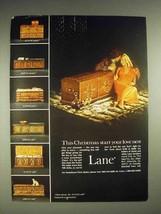1972 Lane Sweetheart Chest Ad - Start Your Love Nest - $14.99