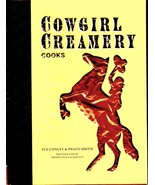 Cowgirl Creamery Cooks by Sue Conley and Peggy Smith 2013 Hardcover Book... - $12.95