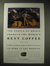 1998 Toyota Corolla Car Ad - The People of Brazil - $14.99