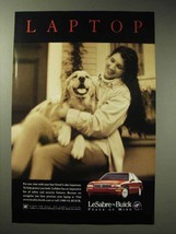 1998 Buick LeSabre Car Ad - Laptop - $14.99