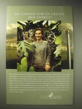 2001 Ford Motor Company Ad - Christiana Figueres - $14.99