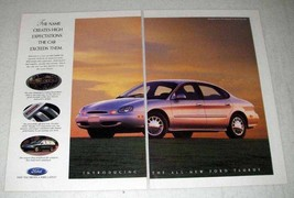 1995 Ford Taurus Car Ad - High Expectations - $14.99