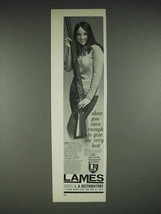 1970 Lames Shotgun Ad - Care Enough To Give The Best - $14.99