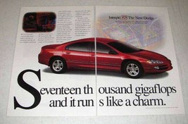 1998 Dodge Intrepid Car Ad - 17000 Gigaflops - $14.99