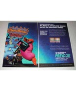 2000 TAP Pharmaceuticals Prevacid Ad - Check Tummy Out of Heartburn Hotel - $14.99