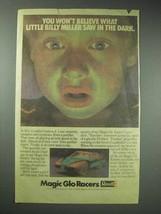 1983 Revell Model Ad - Magic Glo Racers - $14.99