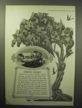 1933 Mimeograph Machine Ad - Spring Glory - $14.99