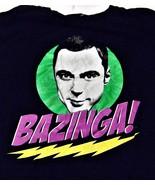 "T Shirt -The Big Bang Theory Sheldon Cooper "" Baznaga""  - $9.95"