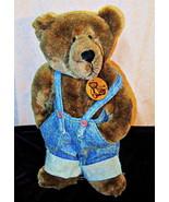 "Bonita C. Owen Bear Large 14"" Size Orginal Wooden Box with COA #2650/5000 - $45.00"