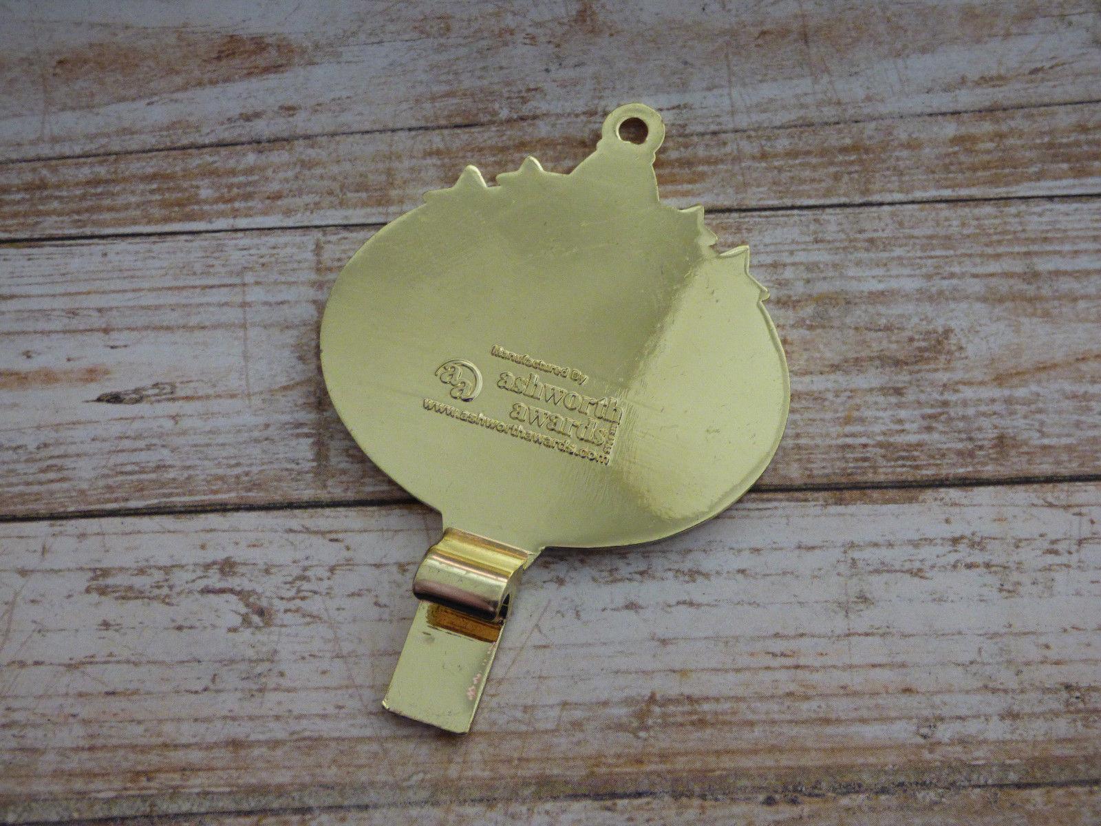 Marine Corps Sand Sational 8K Beach Run Grand Prix Series Medal Bottle Opener