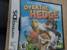 Nintendo DS Over The Hedge image 1