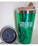 CLEARANCE SamSarah Green 16oz To-Go Tumbler Tra... - $7.50
