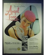 1954 Pond's Angel Face Make-Up Ad - Fashion - $14.99