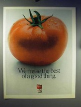 1970 Campbell's Tomato Soup Ad - Best of Good Thing - $14.99