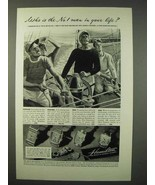 1947 Hamilton Watch Ad - Dodson, Emerson, Norman + - $14.99
