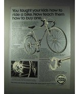 1979 Ross Professional Gran Tour Bicycle Ad - $14.99