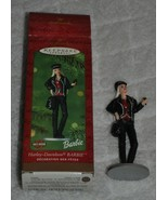 Harley Davidson Barbie Hallmark Keepsake Ornament w/ Box - $18.69