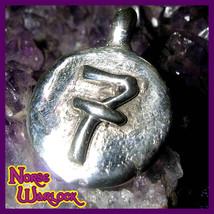 Lucky #7! Silver Good Luck Money Magnet & Wishing Pendant! White Magick - $299.99
