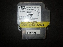 04 05 KIA AMANTI SRS MODULE #95910-3F300 *See item description* - $79.15