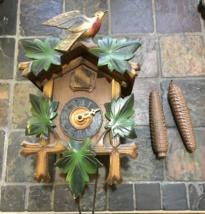 Vintage German Cuckoo clock - $45.00