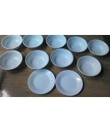 Set of 11 Corelle Soup Salad Bowls small plates Bread Butter  different ... - $19.54