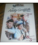 TV Classics THE ANDY GRIFFITH SHOW 8 Episodes on 2 DVDs Black & White 20... - $9.76