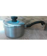 FARBERWARE  Pan 1 Qt Lid Handle Stainless Steel... - $16.60
