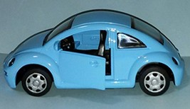 Speedy Power Volkswagen Beetle - Blue - 1/32 scale  (A) - $14.99