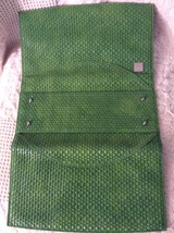 Miche Retired Classic Shell KARILEE in Green Basket Weave - $18.00