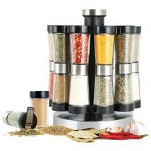 Gourmet Spice Rack Revolving Supply Organizer 2... - $44.55