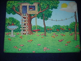 Flannel scenery board - $9.90