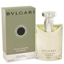 BVLGARI EXTREME (Bulgari) by Bvlgari Eau De Toilette Spray 3.4 oz - $48.95