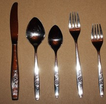 Oneida Our Rose Stainless Flatware 1881 Rogers Glossy ~ You Choose - $2.23+