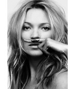 KATE MOSS Life Is A Joke Sexy Super Model HQ Poster 33x50 / 60x90 - $10.99 - $14.99