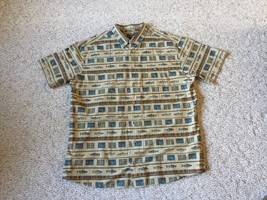 XLT Vtg Woolrich Shirt Outdoor Fishing Button Shirt - $5.95