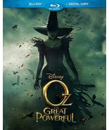 Dvd oz the great and powerful blu ray disc  2013 thumbtall