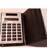 VTG Solar Pocket Calculator Tozai E-204 Tested  - $6.90