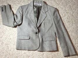 Evan Picone Jacket Sz 8 Women Petite Vtg  - $7.85